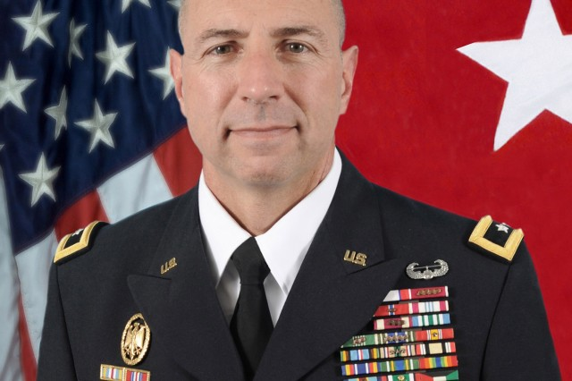 Maj. Gen. John G. Rossi