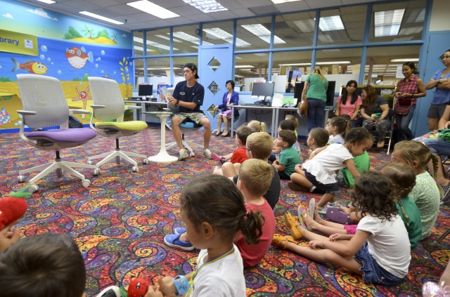 Books and dance conclude memorable summer reading program
