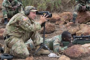 Vermont Guardsmen enhance partnership through Africa Readiness Training