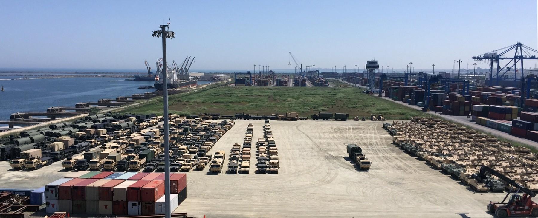 National Guard brigade undertakes unprecedented logistics effort ...