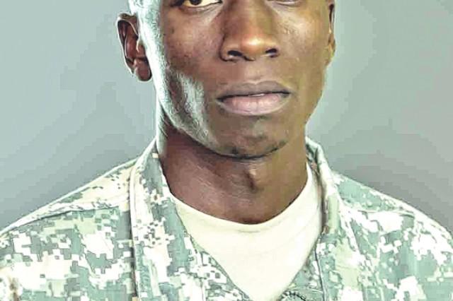Spc. Leonard Korir of the U.S. Army World Class Athlete Program.