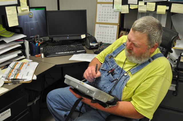 Crane Army introduces Toughbooks to Depot Operations