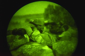 In Spain, Soldiers from nine countries take on Desert Sniper Course