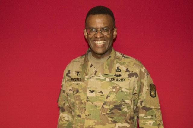 Chaplain (Col.) Kenneth F. Revell, Command Chaplain, 94th Army Air and Missile Defense Command, shares lessons learned from a life-changing event, the death or home-going of Anna Naomi Revell, his beloved wife of 28 years, in August 2014.