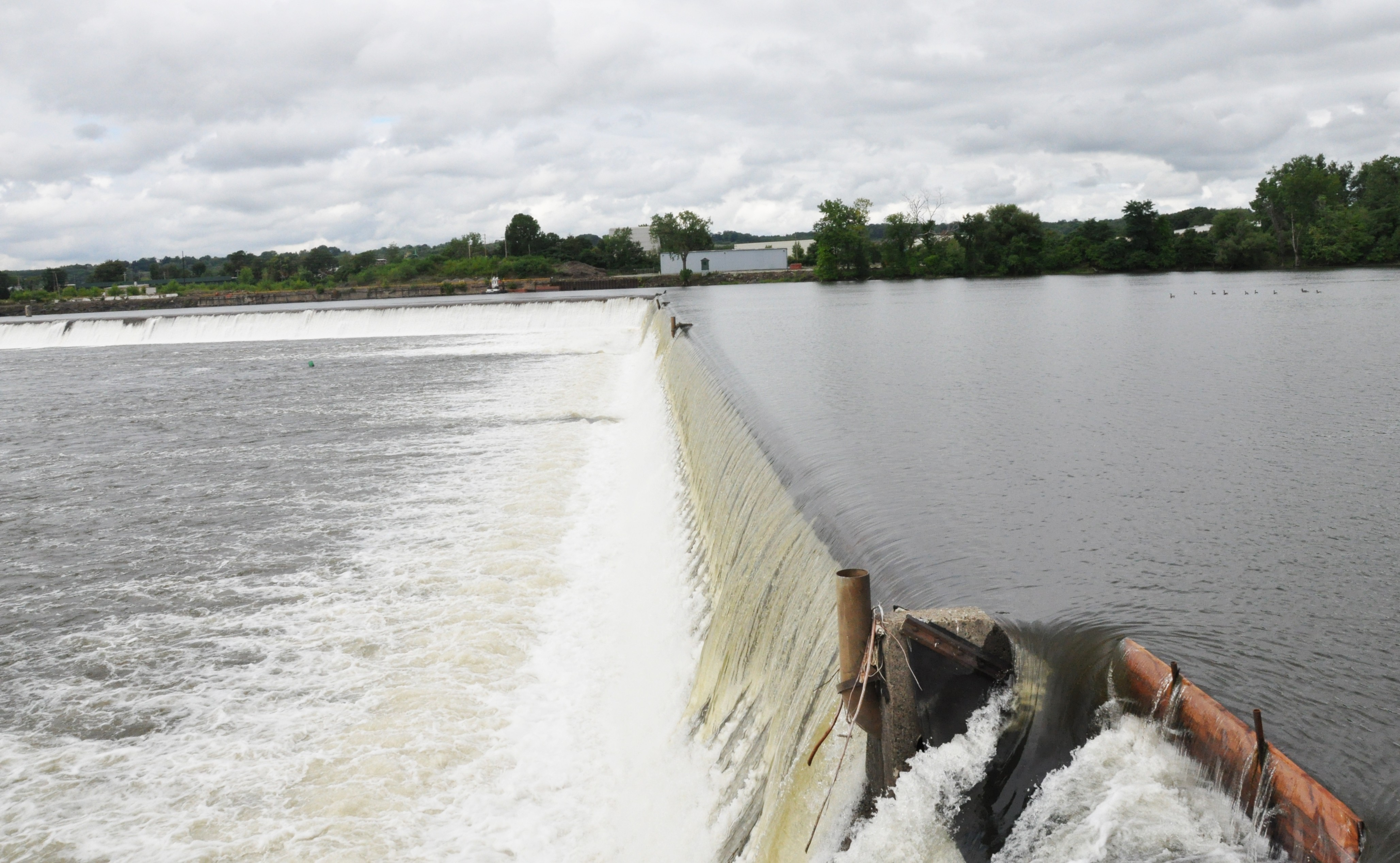 Hudson River's Troy Lock & Dam: 100 years and going