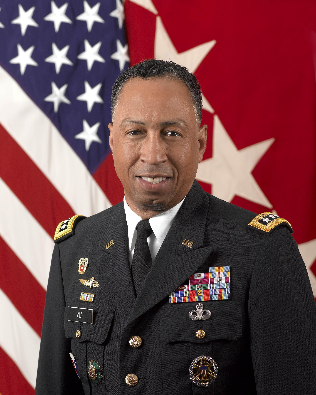 Meet Your Army: Gen. Dennis L. Via, Army Materiel Command ...