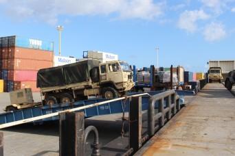 599th facilitates interisland move