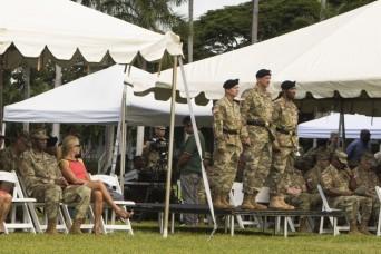 Brig. Gen. Gainey succeeds Brig. Gen. Sanchez as 94th AAMDC Commander