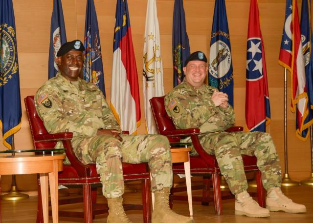New commander arrives at RDECOM