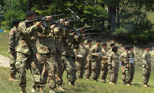 10th Mountain Division Soldiers past, present remember fallen comrades at Whiteface Mountain ceremony