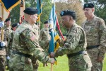 Daly takes command of ASC