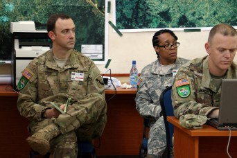 Team from 75th Training Command provides vital feedback for SA16 success