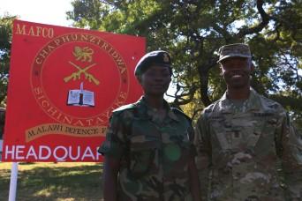 Beyond the Accord: Partnership strengthens through Malawi senior NCO course