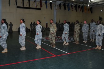 Virgin Islands National Guard marched their way to a win