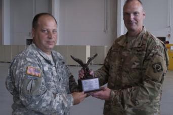 Mississippi Guard unit wins national maintenance award