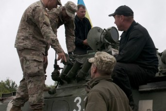 Strengthening the Ukrainian Army