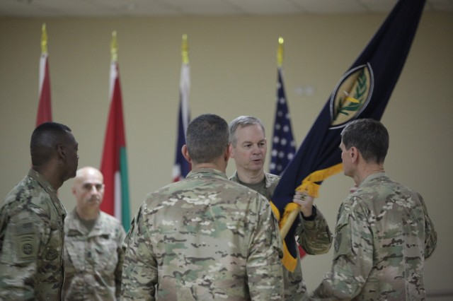 CJTF-OIR transitions commanders in the mission to destroy Da'esh