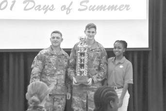 BOSS hosts award ceremony for 101 days of summer