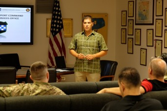 Preparation is key to Army Reserve retirement