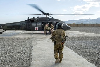 Survival rates improving for Soldiers wounded in combat, says Army surgeon general