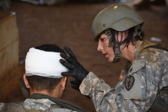 Warrior Brigade Soldiers strive for excellence