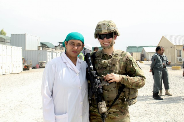 Atypical Afghan advising