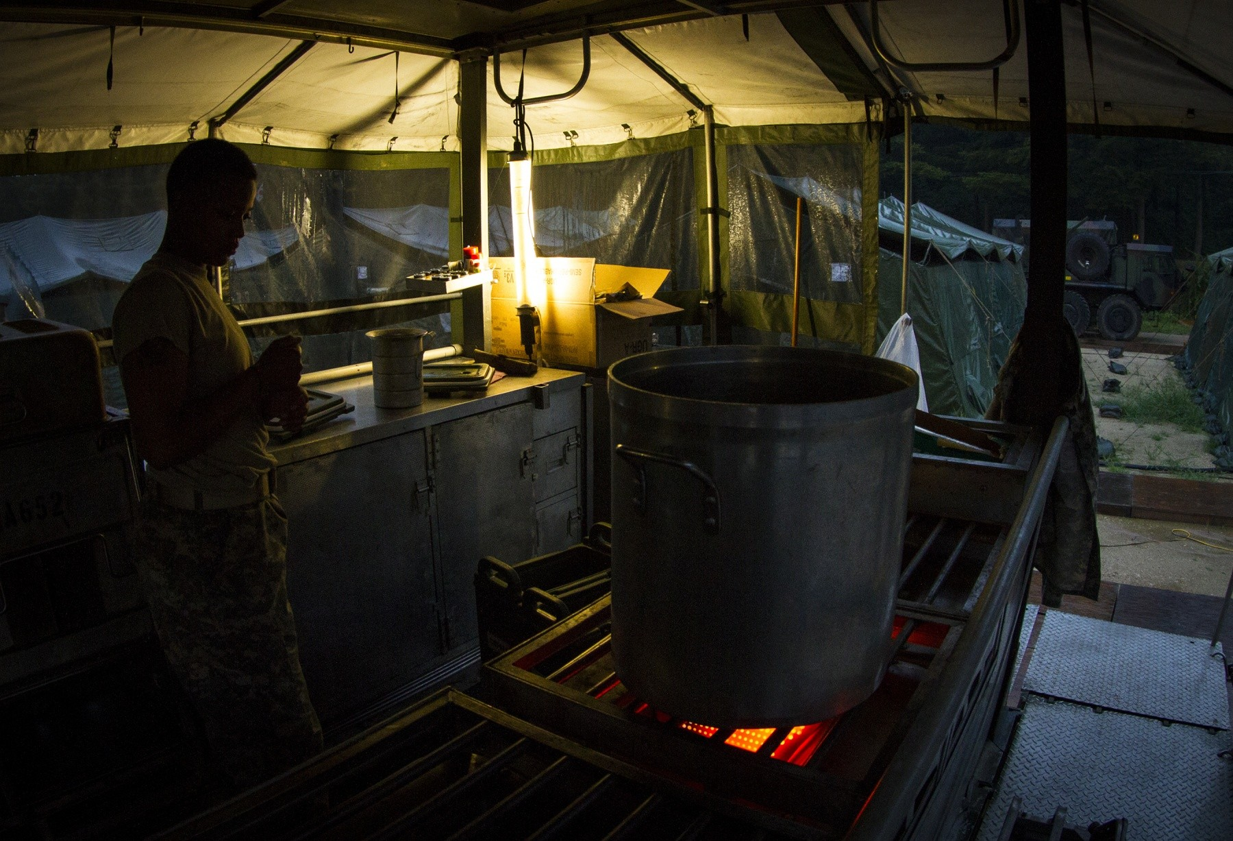 Army cook in Korea | Article | The United States Army