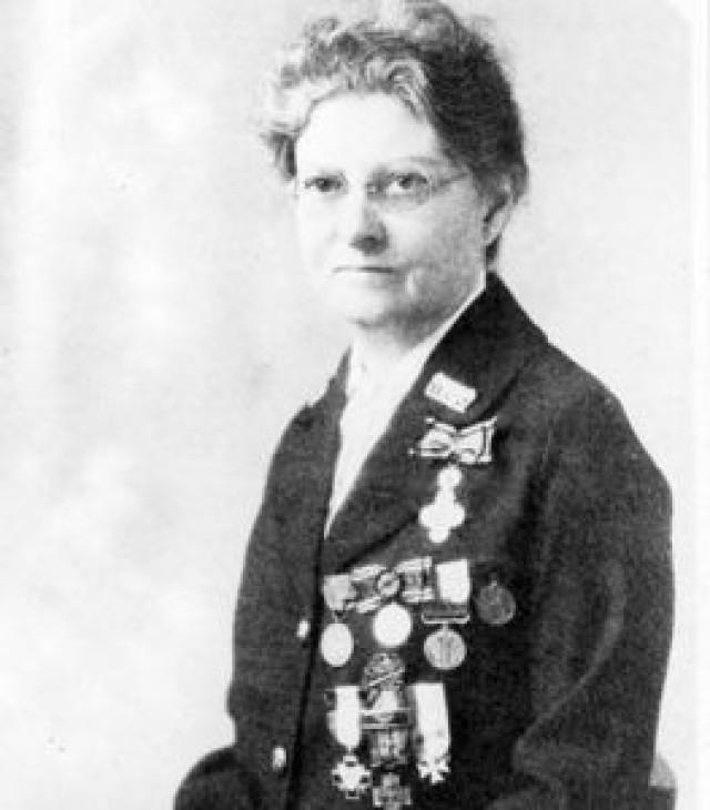 Dr. Anita Newcomb McGee