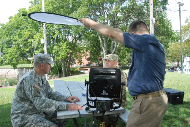New York National Guard Soldiers star in video