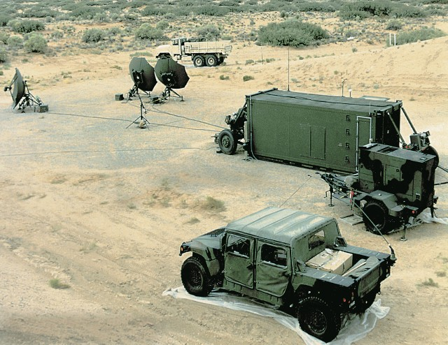 Meet your Army: Chief trains Soldiers to detect enemy missiles