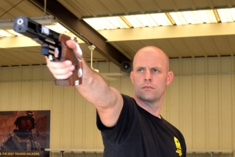 Army marksman joins U.S. Paralympic Shooting Team