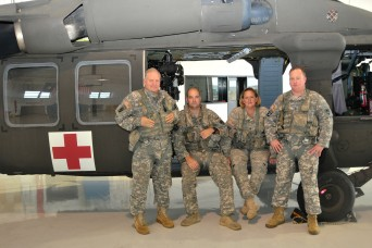 S.C. National Guard members rescue injured hiker