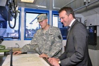 Army Secretary Fanning: 'We are a joint force now.'