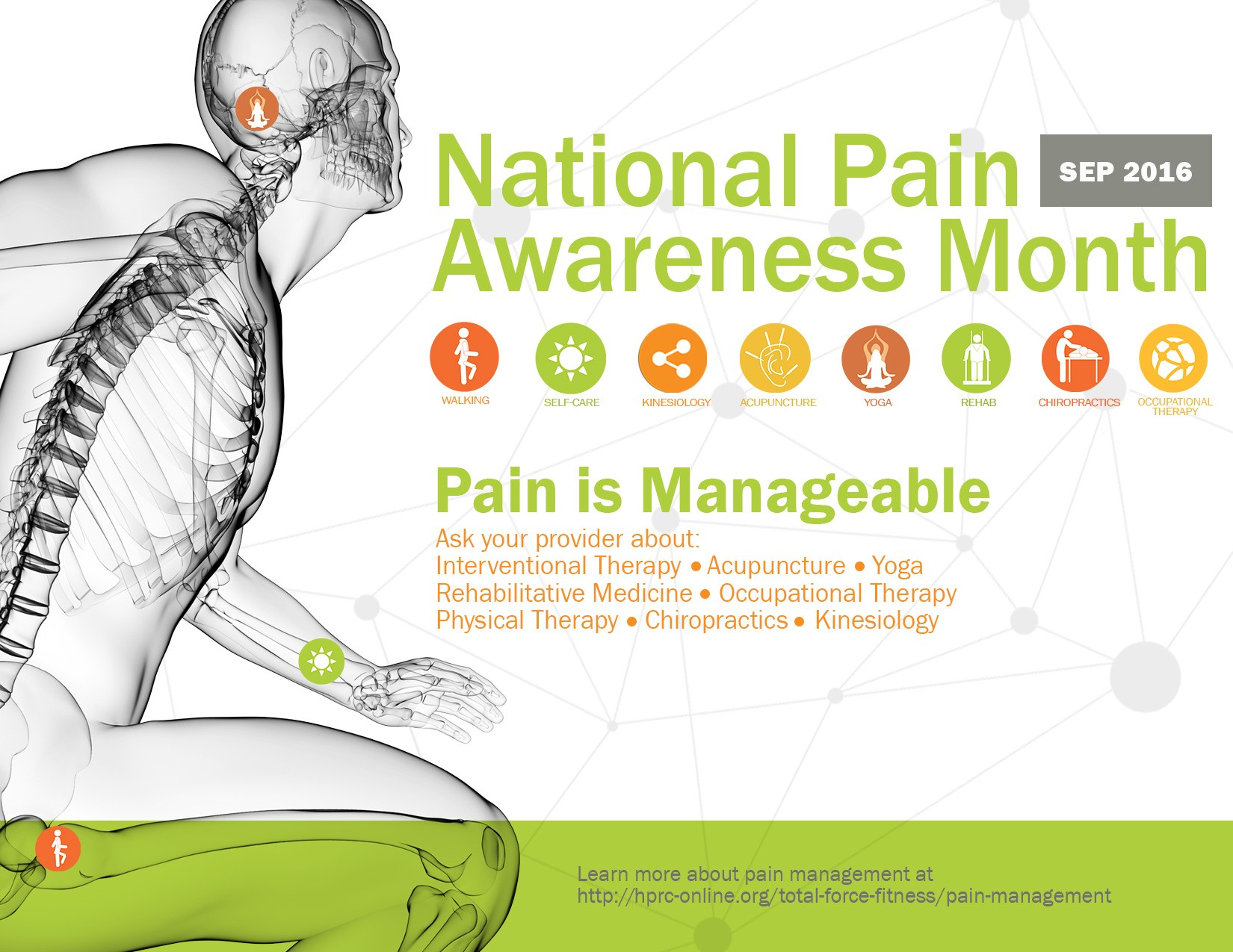 Pain Awareness Month Army Working To Measure Pain More