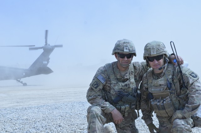 Reunion with purple heart recipient | Article | The United ...