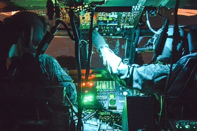 U S  Air Force Brig  Gen  Dave Julazadeh reviews preflight checks in an F  Archetunes