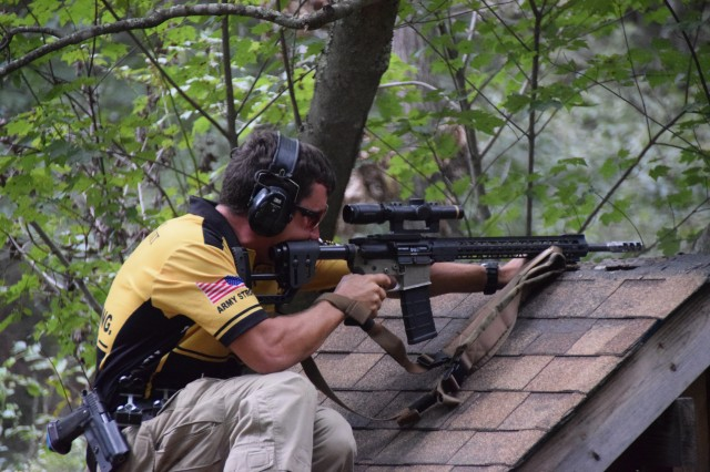 Soldiers score in FN 3-Gun Championship