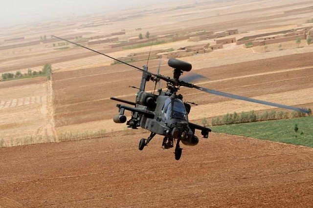 Mk1 WAH-64, United Kingdom's current aircraft to be replaced by the new USG AH-64E.