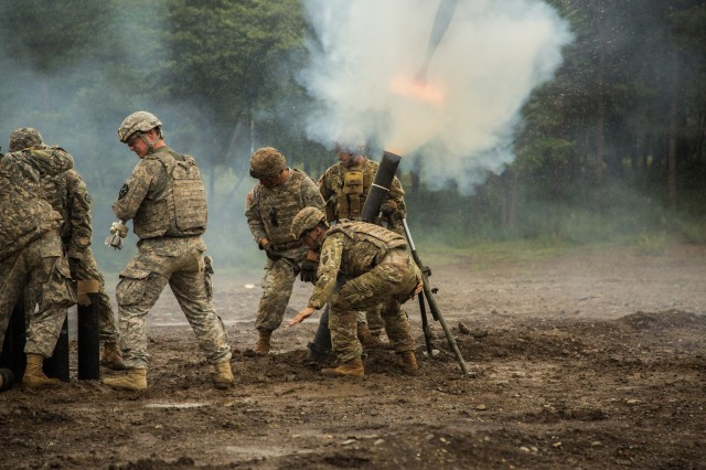 Infantry Fire Team : Photo essay orient shield article the united