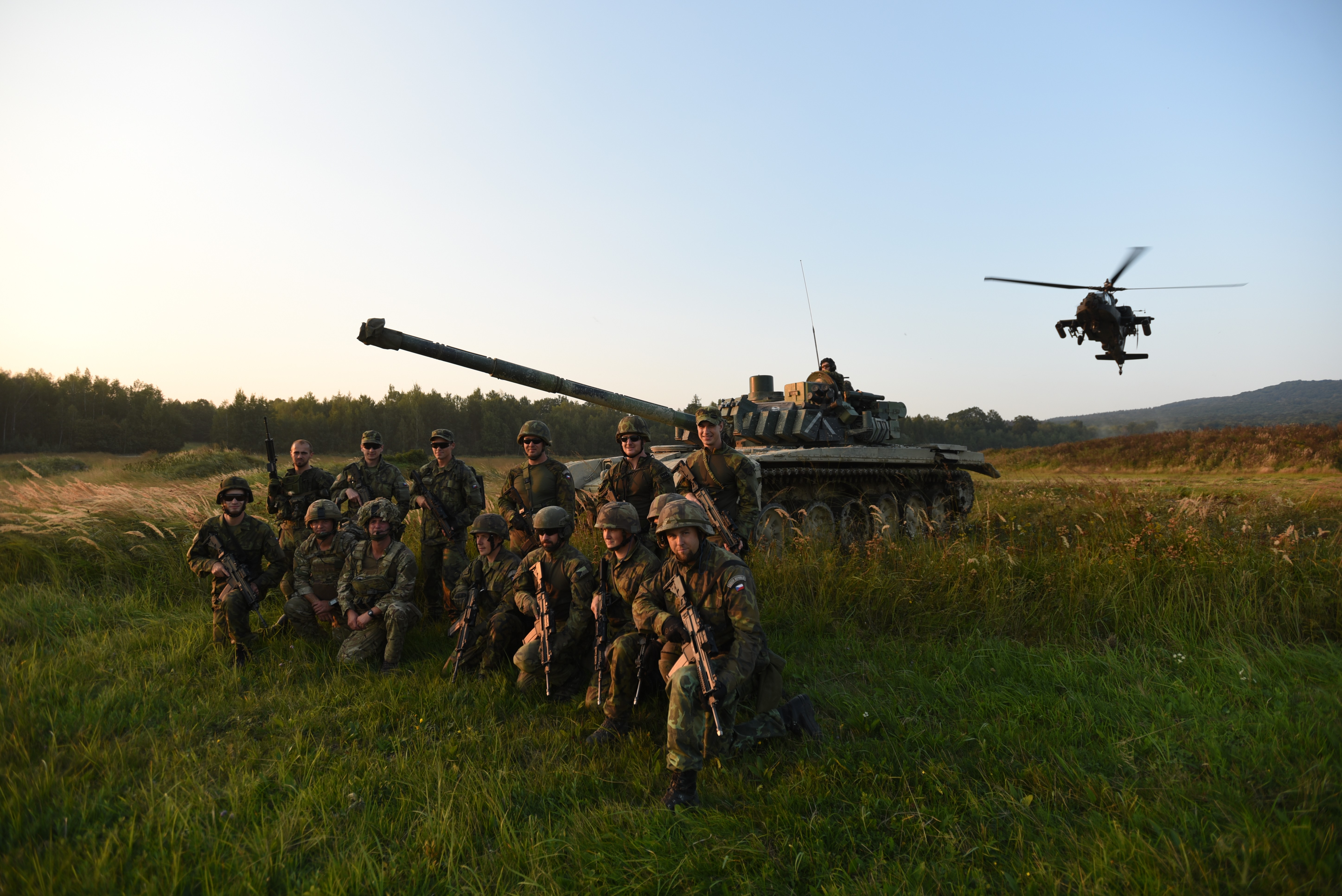 12th CAB Apaches support Ample Strike 16 in Czech | Article