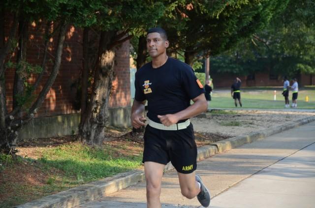 Artillery Brigade Commander Sets Fitness Standards for Combat Readiness