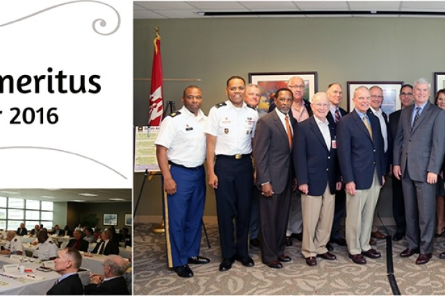 The South Atlantic Division hosted an annual Leaders Emeritus meeting Sept. 13 with current and retired U.S. Army Corps of Engineers leaders.