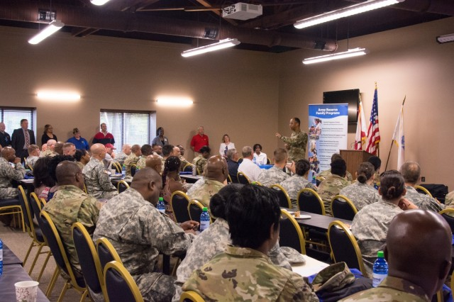 80th Training Command Emphasizes Ready, Resilient Soldiers and Families