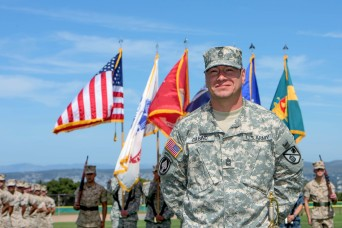Meet your Army: Language school NCO loves mentoring, giving back