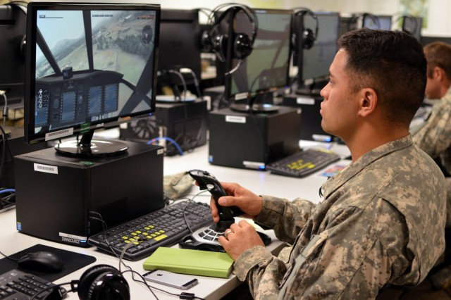 25th ID trains-up on virtual battlefield   Article   The ...