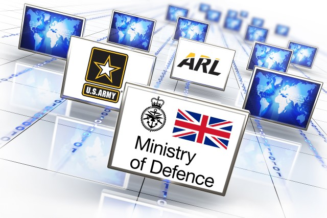 The U.S. Army Research Laboratory and the United Kingdom's Ministry of Defence announced a new partnership in the area of Distributed Analytics and Information Science, or DAIS, Sept. 23, 2016.