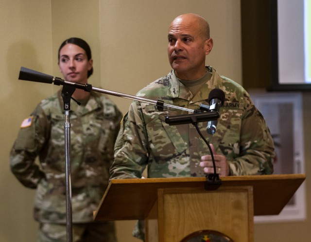 Fort Irwin, The National Training Center and 11th Armored Cavalry Regiment Celebrate Hispanic Heritage Month