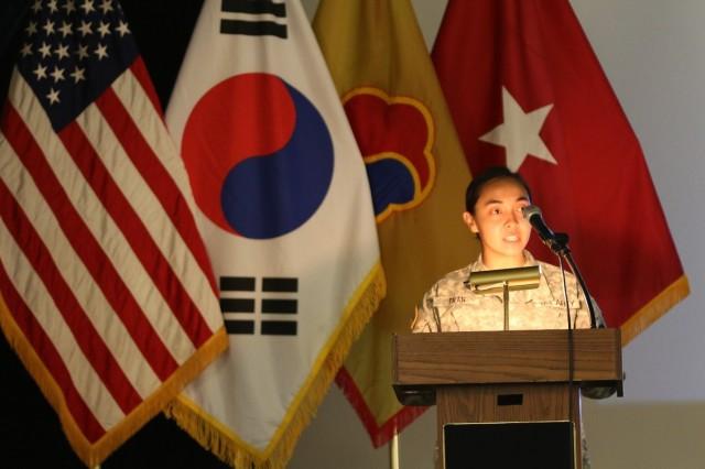 Korean-English Speech Contest reinforces ROK/U.S. alliance