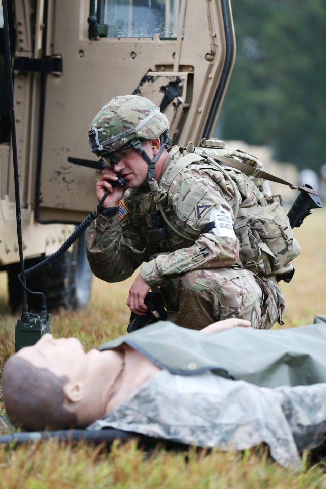 U.S. Army 2016 Best Warrior Competition