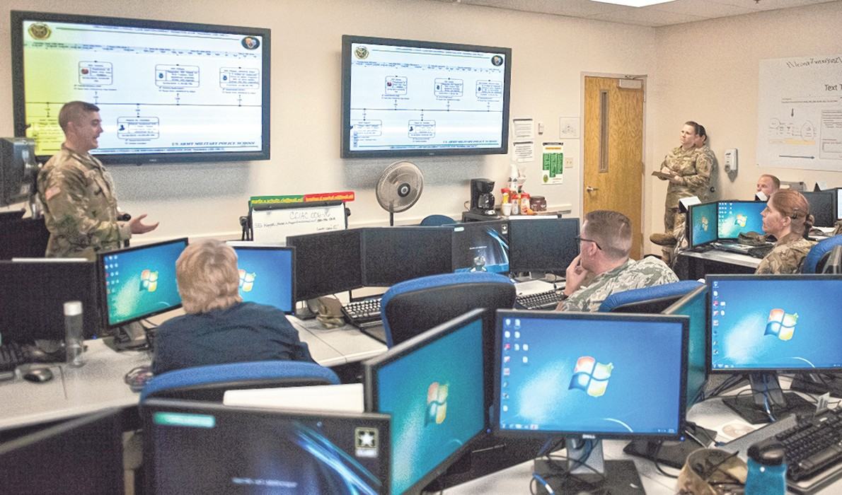 Teaching data digging vital to MP course at Fort Leonard ...